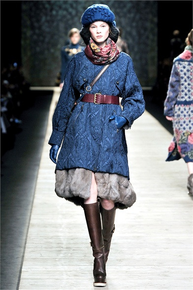 Russian theme in World Fashion Industry-Past, Present, Future…