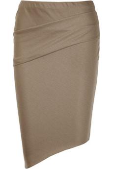 Halston Heritage's sand skirt